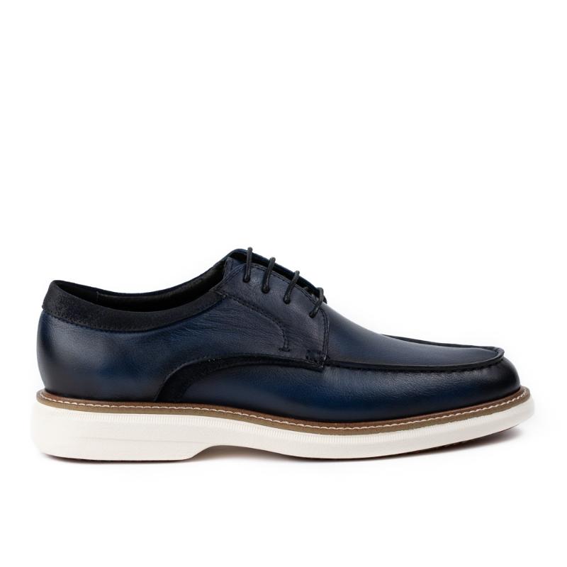 Imagine Pantofi Navy 0290-P15