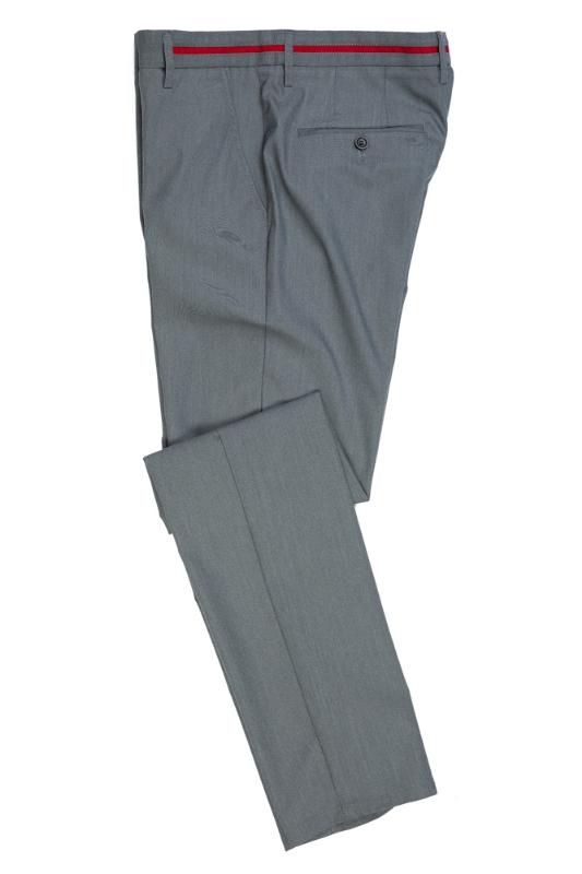 Imagine Pantaloni gri R224-8