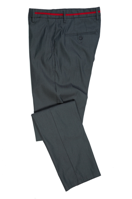 Imagine Pantaloni gri inchis R226