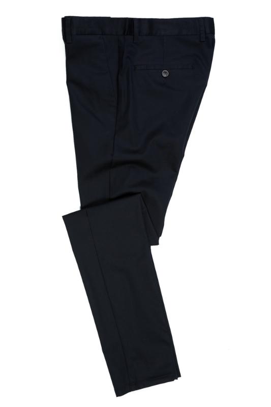 Imagine Pantaloni bleumarin inchis S225-5820